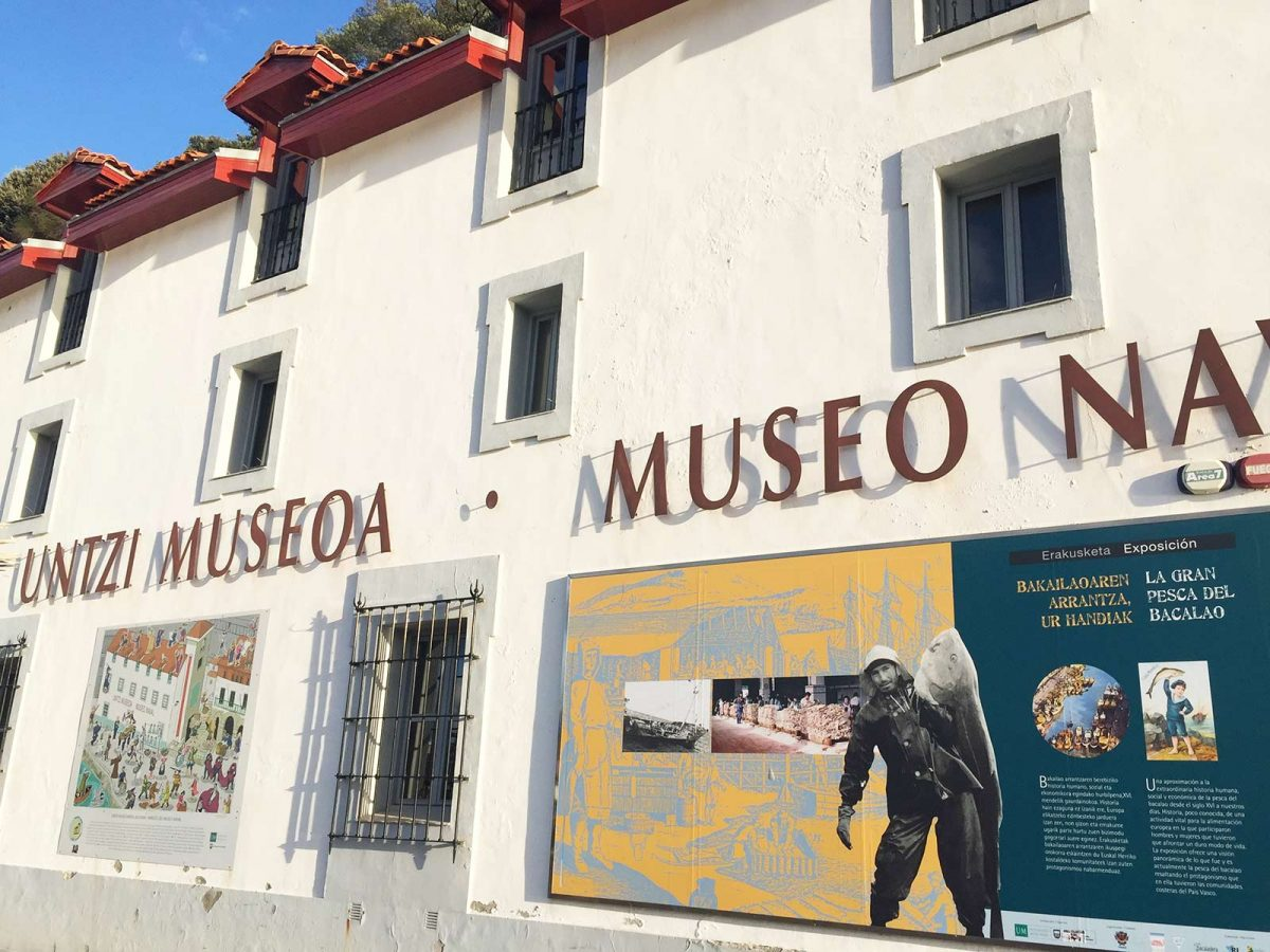 Untzi Museo Naval, Donostia-San Sebastián