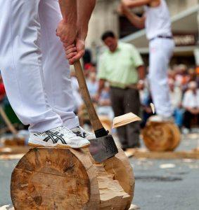 Deporte rural en Bilbao