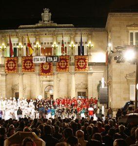 Fiestas de San Prudencio
