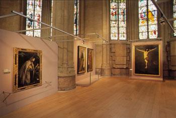 Museo de Arte Sacro-Catedral Nueva