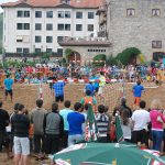 """Txaparrotan"" beach handball festival"