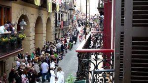 procesión del silencio hondarribia