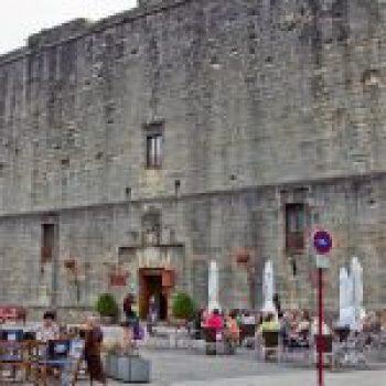 Castle of Carlos V