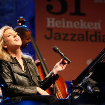 Jazzaldia. Diana Krall