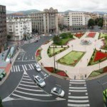Moyúa Square