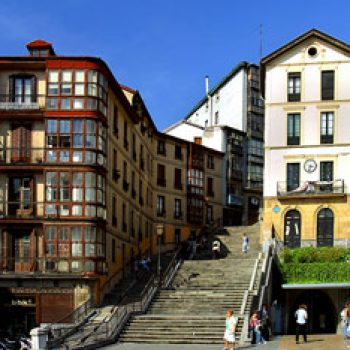 Bilbao, casco viejo