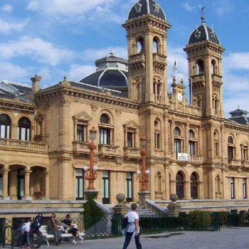 Casa Consistorial , Donostia-San Sebastián