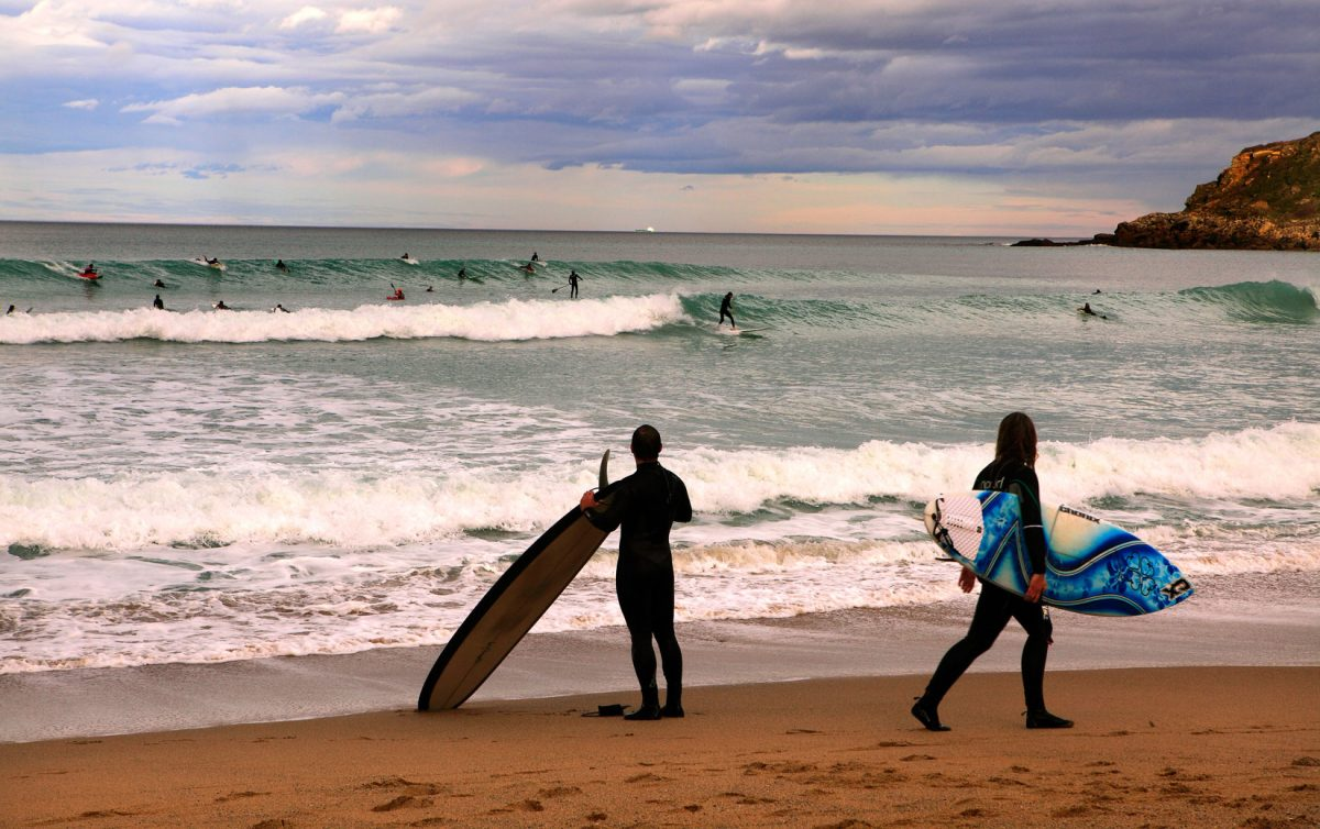 Surf-Donostia