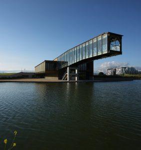 Ataria, Centro de Interpretación de los Humedales de Salburua