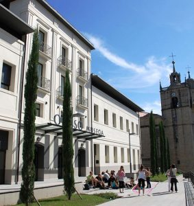 Exterior Museo Oiasso