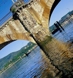 Puente de Santiago. Irun