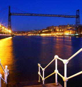 Puente Colgante de Bizkaia