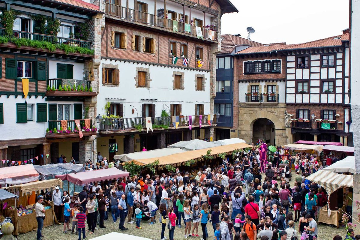 Fiesta Medieval de Hondarribia
