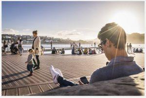 Foto turismo San Sebastián