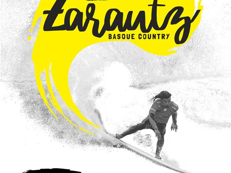 2018 - ProZarautz - Cartel