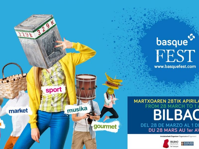basquefest Bilbao marzo abril 2018