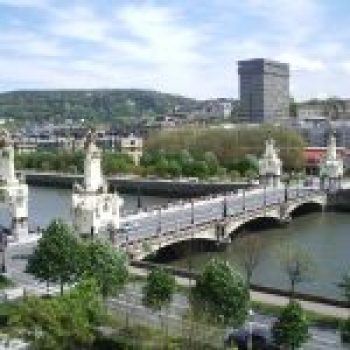 The Maria Cristina Bridge