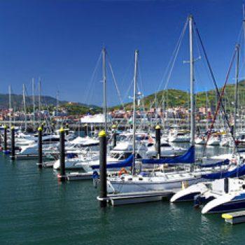 Puerto deportivo Getxo