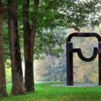 Open air sculptures